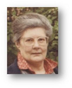 Mme BILLOT (de 1961 à 1994)