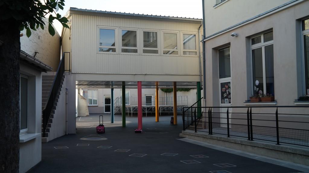 2.l'école